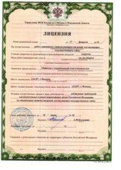 РАЗДЕЛ-7 (Лицензии)